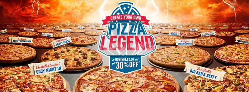 dominos weymouth deals