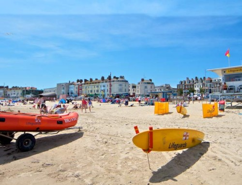 Weymouth Beach Wins Yet More Awards …