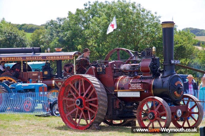 Chickerell-Steam-and-Vintage-Show-2015-796