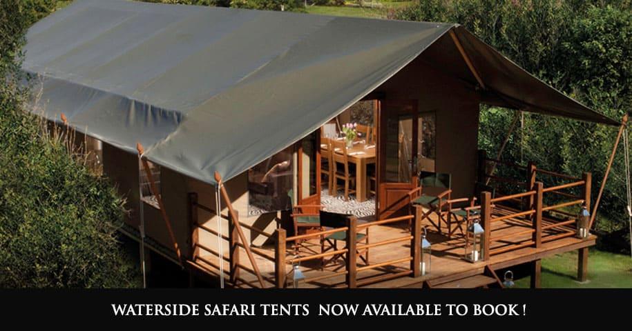 Safari Tents at Waterside Holiday Park u0026 Spa Weymouth & Safari Tents at Waterside Holiday Park u0026 Spa Weymouth - Weymouth ...