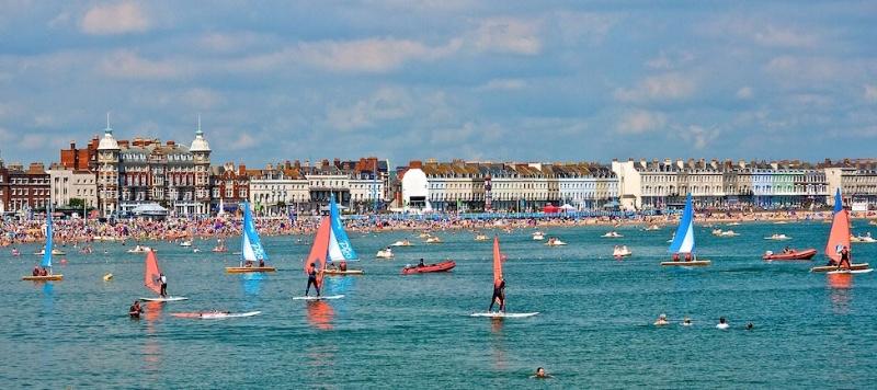 Big-Dorset-Outdoor-Weekend-Weymouth-Sailing