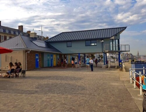 Weymouth's New Super Loos To Open This Weekend at Kings Statue