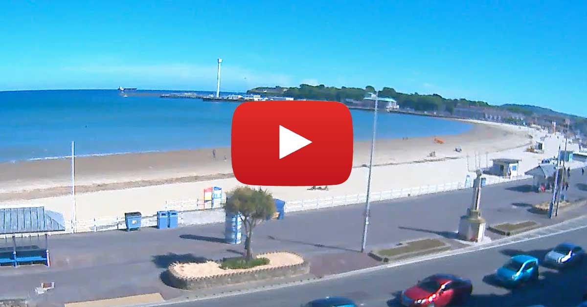 Weymouth Beach B & B Webcam