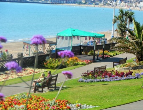 Weymouth and Portland parks are among the best in Britain