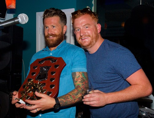 Weymouth's Top Musicians Celebrated at Night LIVE Awards 2017