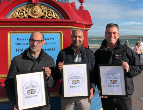 Three of Weymouth's Thriving Restaurants Gain International Recognition