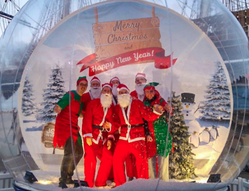 Weymouth's Gearing Up For another Big Christmas this December