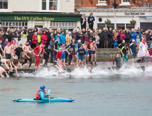 Have You Entered This Years Weymouth Harbour Christmas Swim Yet ?