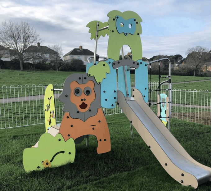 New Playground Opens on The Marsh