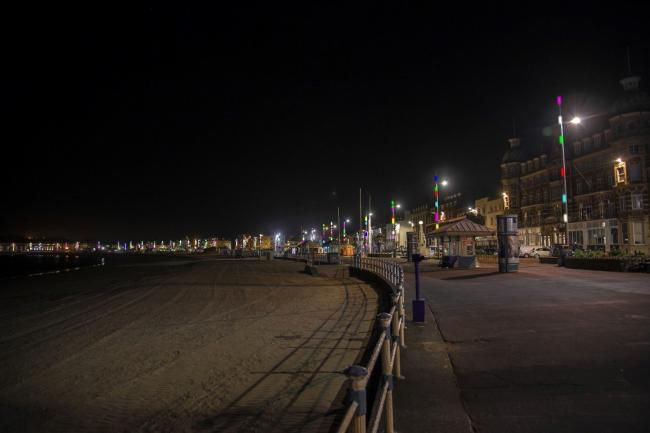 Weymouth Seafront Lighting Scheme Finally Approved