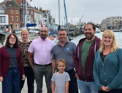 Making Weymouth Plastic Free