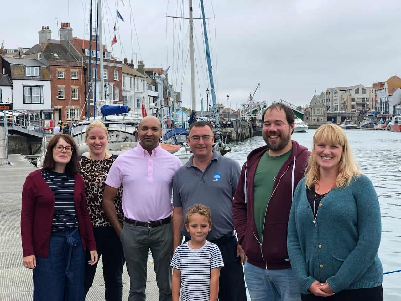 Helping Make Weymouth Plastic Free
