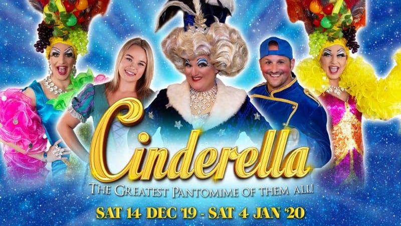 Cinderella Christmas.Cinderella Christmas Pantomime Weymouth Tourist