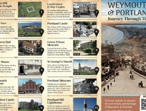 Journey Through Time Leaflet Download