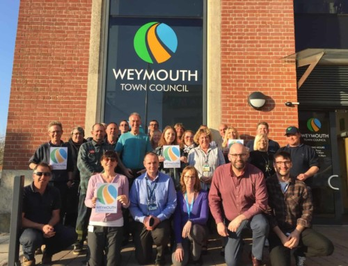 Weymouth Town Council Celebrates it's 1st birthday