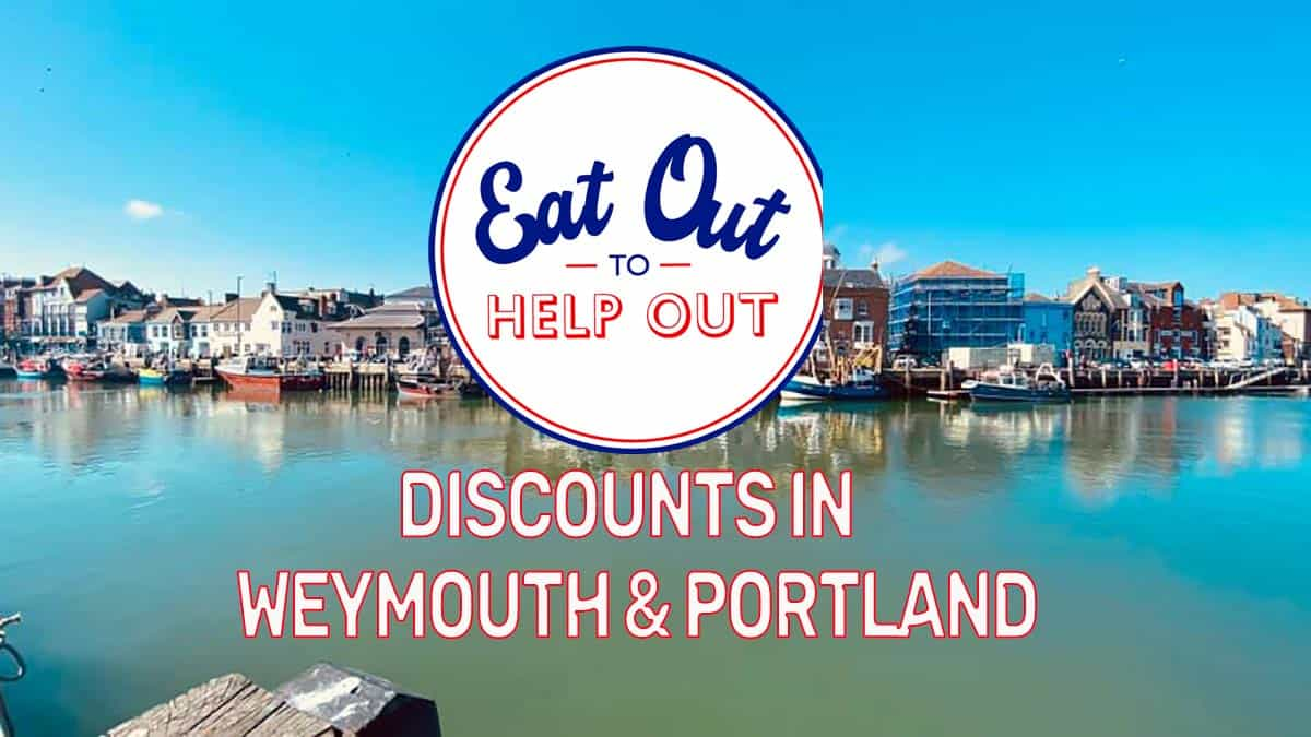 Eat Out to Help Our Restaurants Discounts in Weymouth