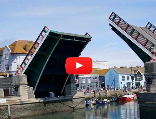 Inside Weymouth Town Bridge on Its 90th Anniversary