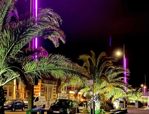Weymouth Esplanade LED Lighting to be Temporarily Turned Off